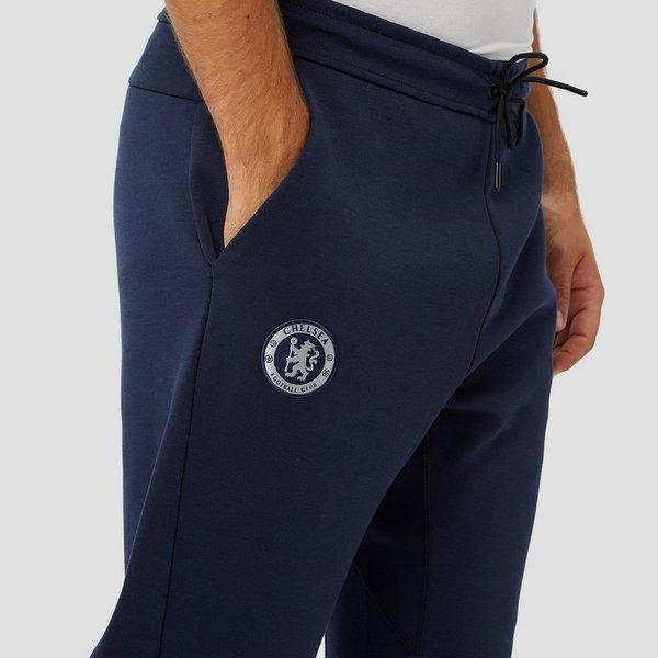 Fleece Joggingbroek Heren.Nike Chelsea Fc Sportswear Tech Fleece Joggingbroek Blauw Heren