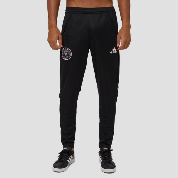 ADIDAS INTER MIAMI CF TRAININGSBROEK 2021 ZWARTROZE HEREN