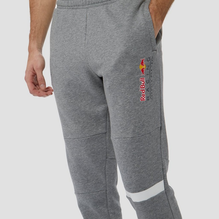 PUMA RED BULL RACING LOGO JOGGINGBROEK GRIJS HEREN