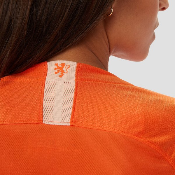 NIKE KNVB NEDERLANDS VROUWENELFTAL BREATHE STADIUM THUISSHIRT 19/20 DAMES