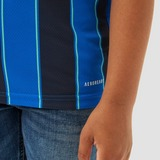 ADIDAS AFC AJAX UITSHIRT 21/22 BLAUW KINDEREN