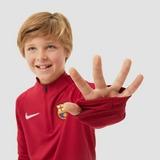 NIKE FC BARCELONA DRI-FIT STRIKE DRILL TRAININGSTOP 21/22 BORDEAUX KINDEREN