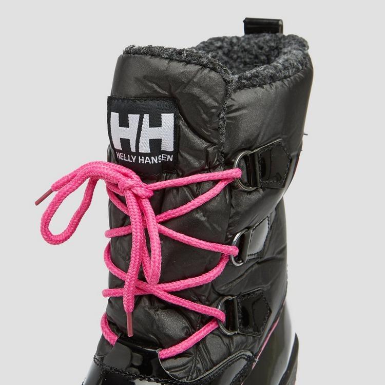 HELLY HANSEN LINE SNOWBOOTS ZWART/ROZE DAMES