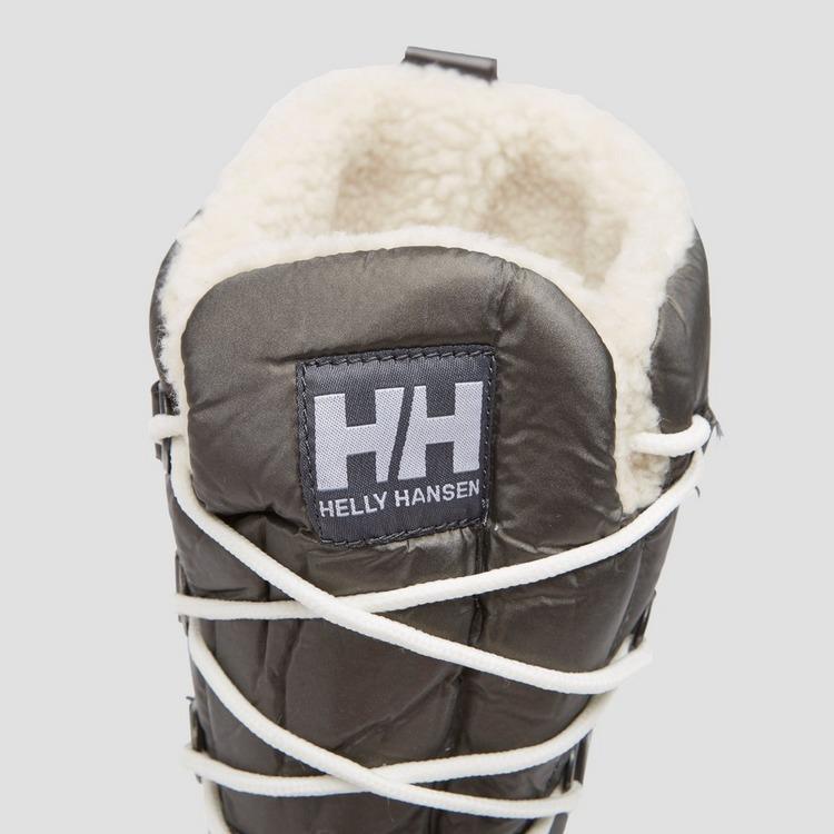 HELLY HANSEN LINE SNOWBOOTS GRIJS/WIT DAMES