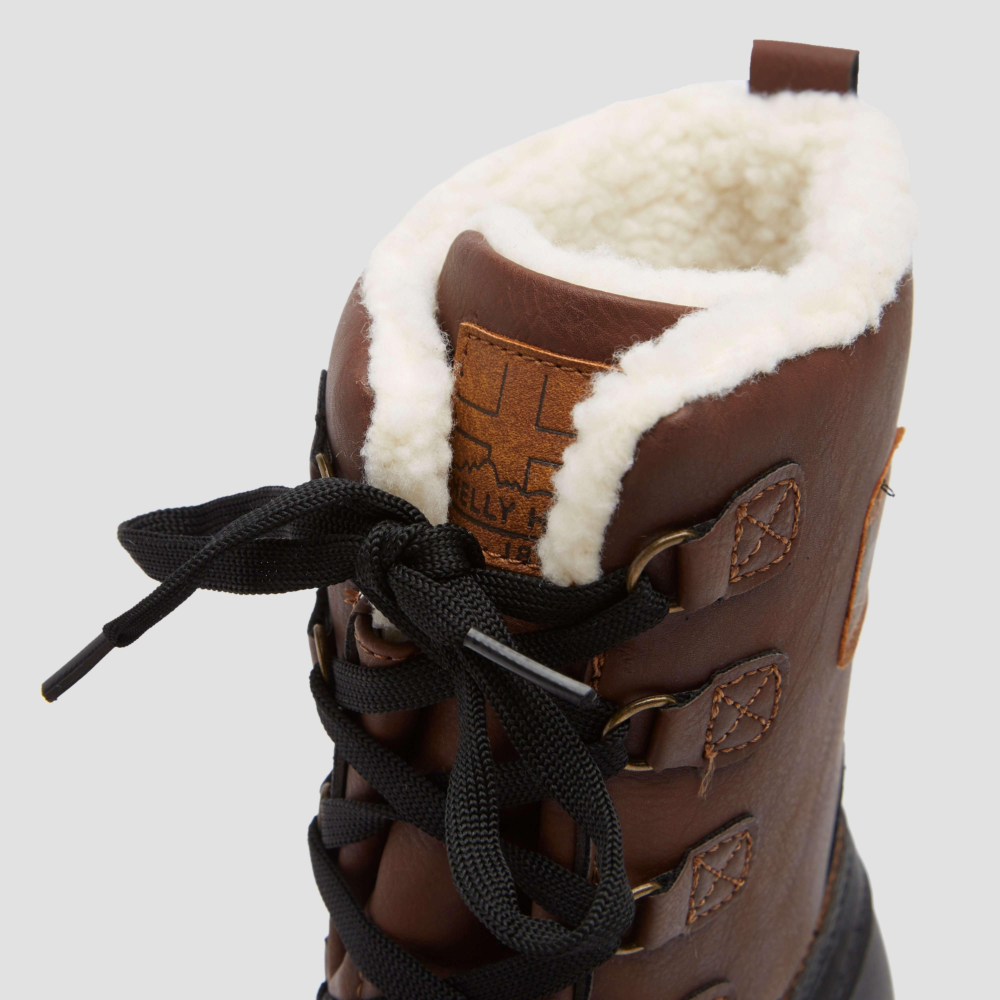 HELLY HANSEN JEPPE SNOWBOOTS BRUIN/ZWART KINDEREN