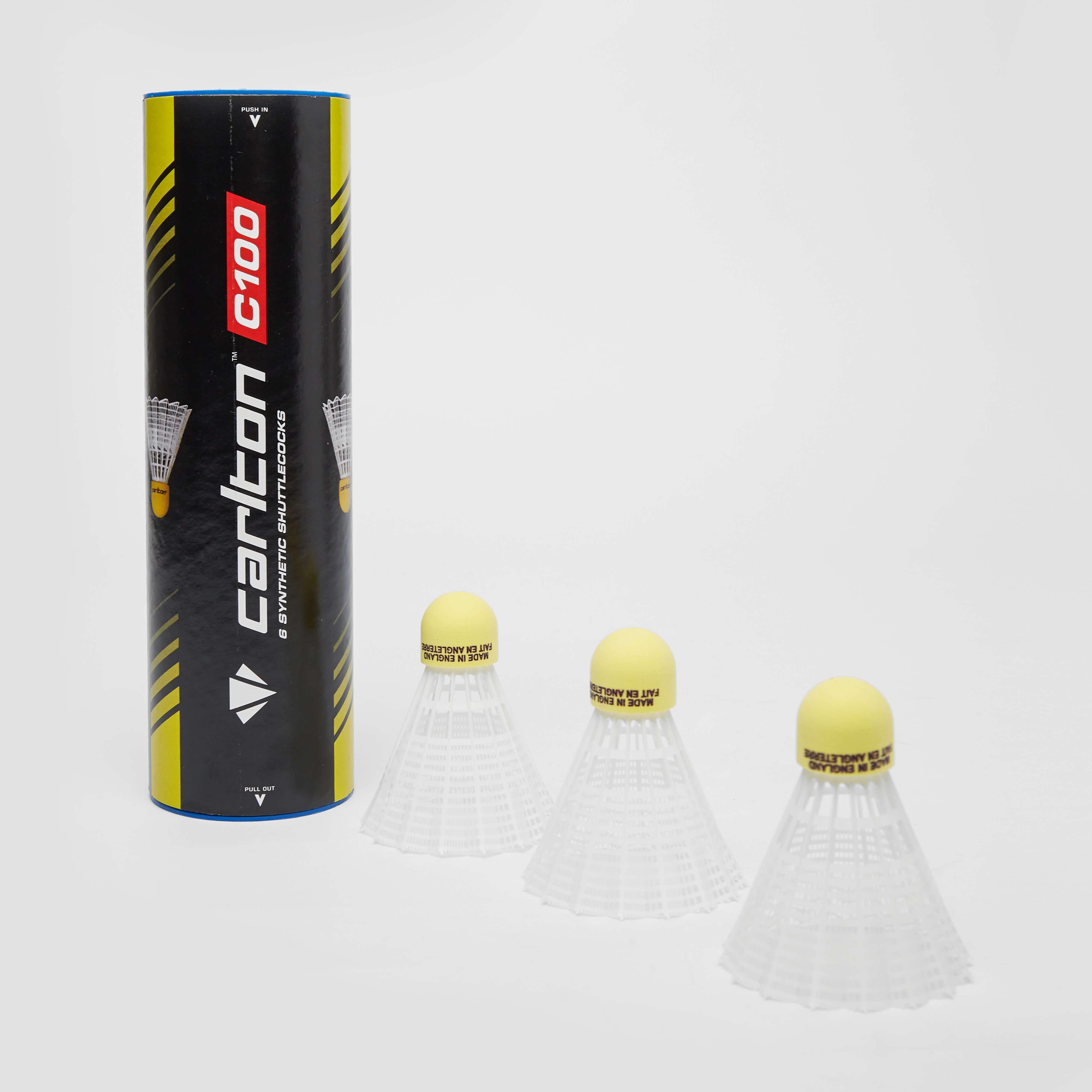 CARLTON C100 6-PACK SHUTTLES