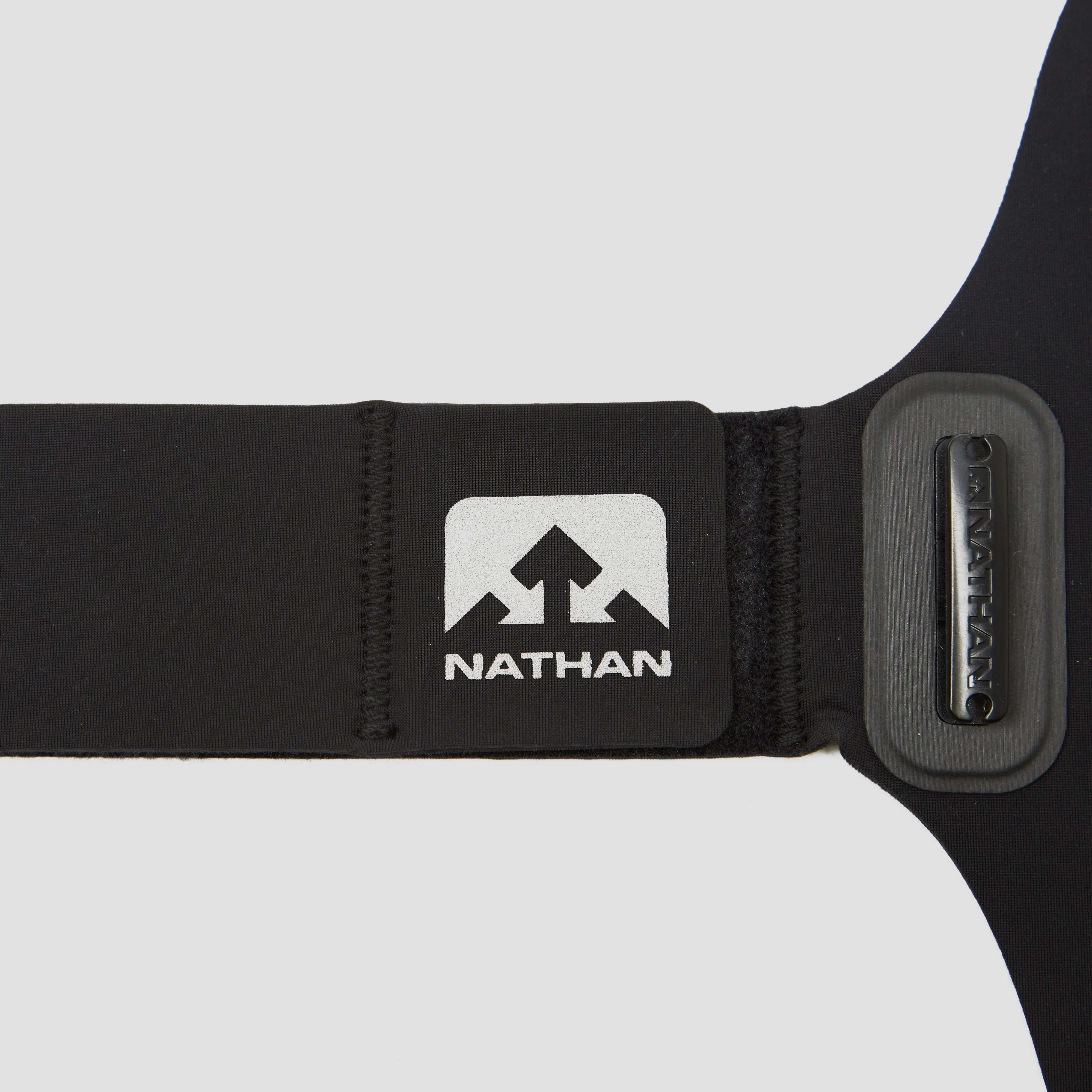 NATHAN STRIDESPORT HARDLOOP TELEFOONHOUDER ZWART