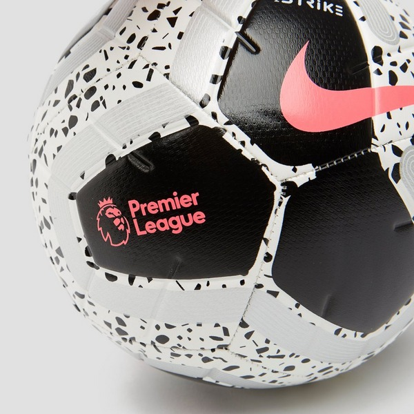 NIKE PREMIER LEAGUE STRIKE VOETBAL WIT