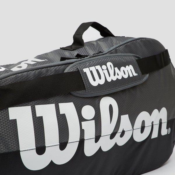 3d12f022a74 WILSON TEAM 1 COMP TENNISTAS ZWART/WIT | Perrysport