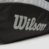 WILSON ROGER FEDERER TEAM 3-PACK TENNISTAS ZWART