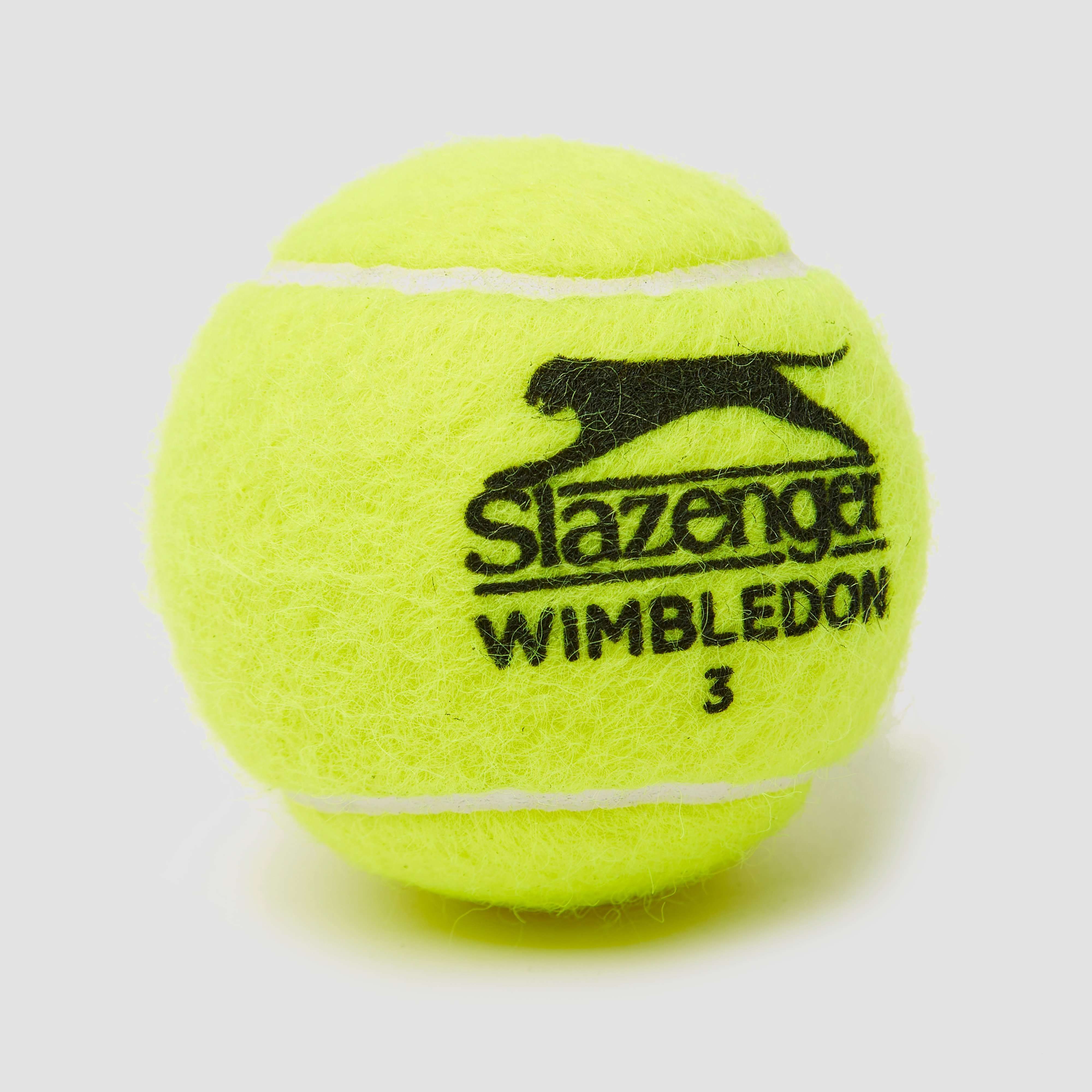 SLAZENGER WIMBLEDON TENNISBALLEN 3 STUKS