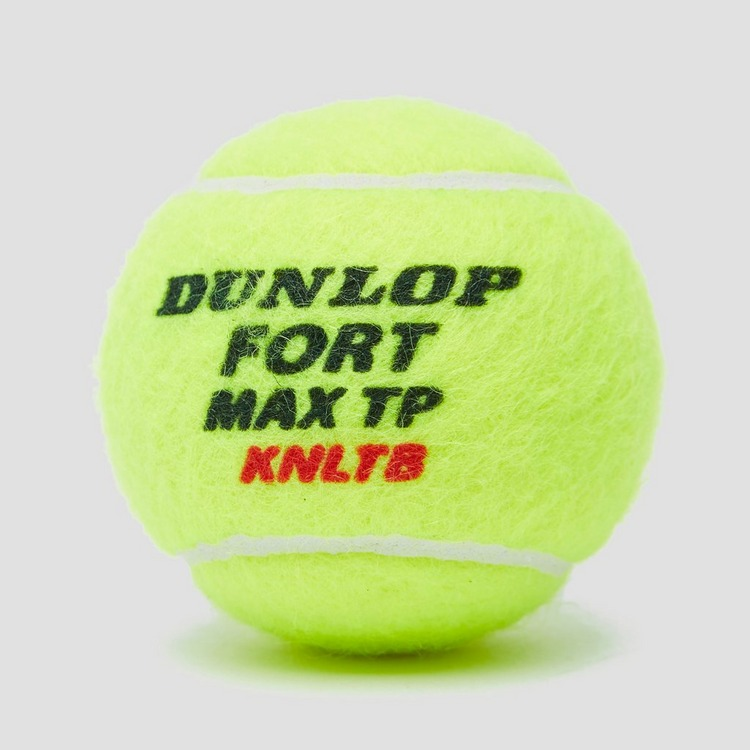 DUNLOP FORT MAX TP TENNISBALLEN 3+1 PACK