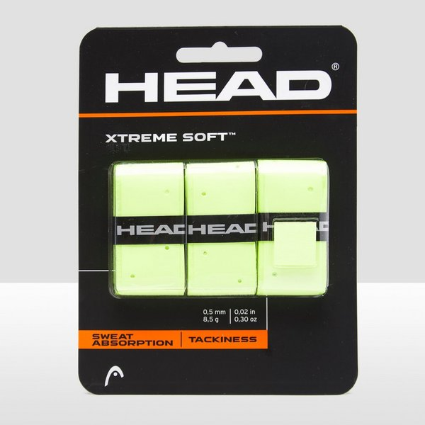 HEAD EXTREMESOFT TENNISGRIP GEEL