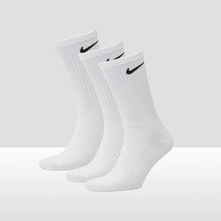 NIKE EVERYDAY LIGHTWEIGHT CREW TENNISSOKKEN 3-PACK WIT