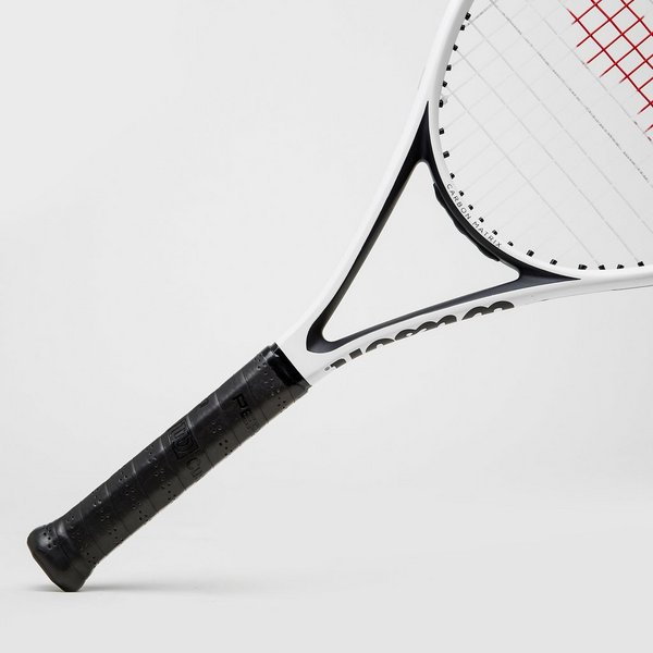WILSON H6 103 TENNISRACKET WIT/ZWART
