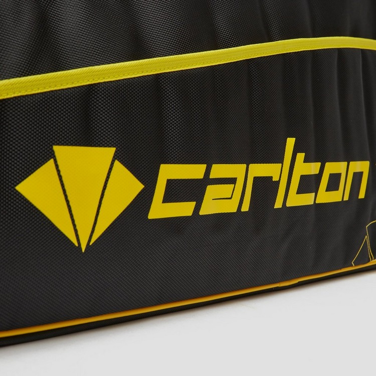 CARLTON AIRBLADE 3 RACKETTAS ZWART/GEEL