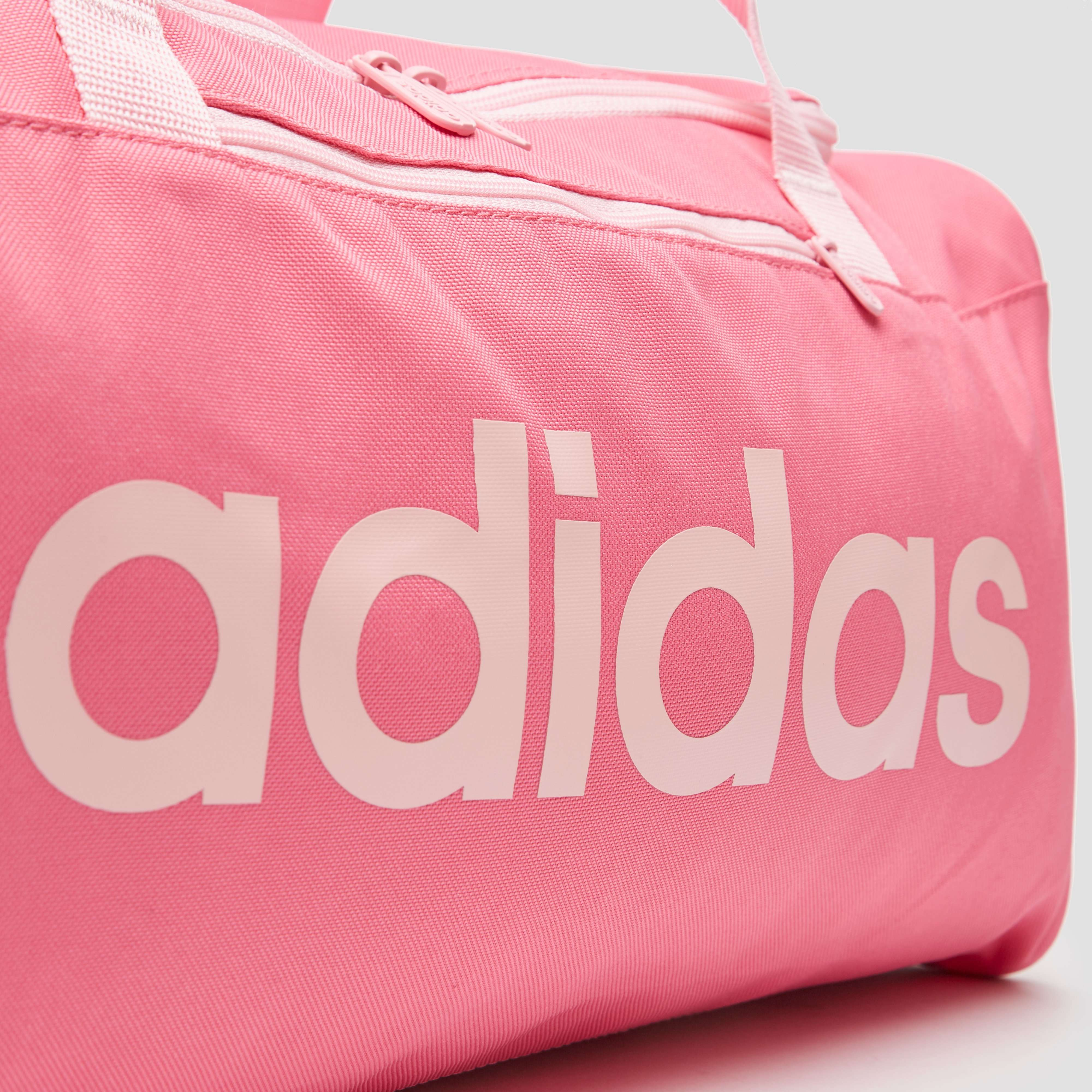 ADIDAS LINEAR CORE SPORTTAS SMALL ROZE