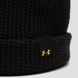 UNDER ARMOUR STRENGTH PATCH MUTS ZWART