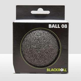 BLACKROLL BALL 8 CM ZWART