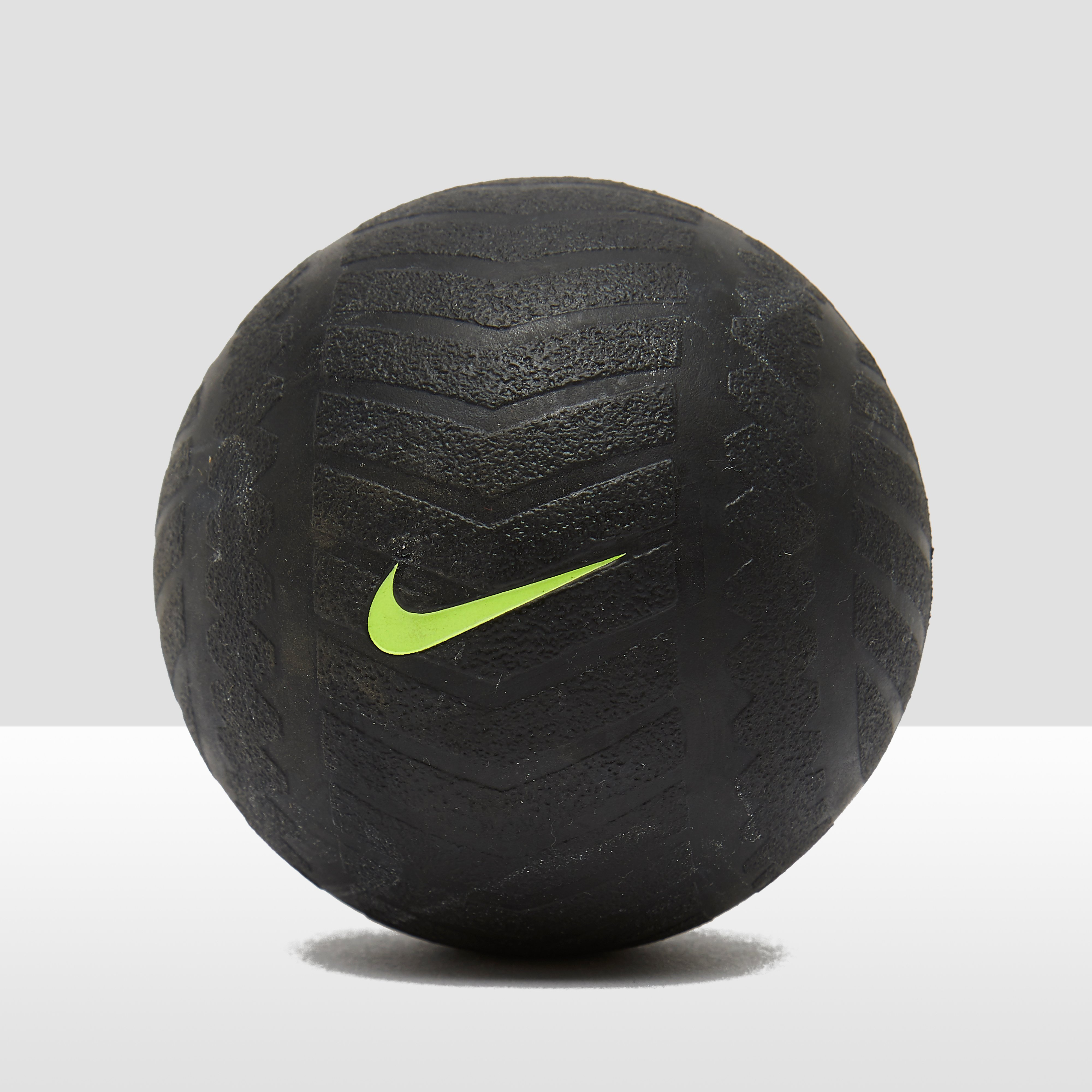 NIKE INFLATABLE RECOVERY BALL ZWART/GEEL
