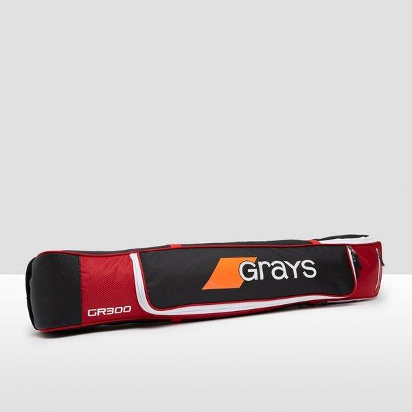 58dc7d88475 GRAYS GR300 HOCKEYSTICK TAS ZWART/ROOD | Perrysport