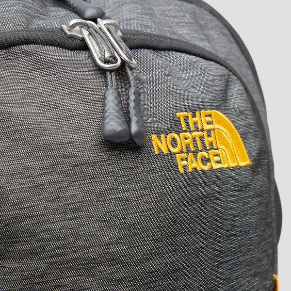 THE NORTH FACE VAULT DAYPACK GRIJS/ORANJE