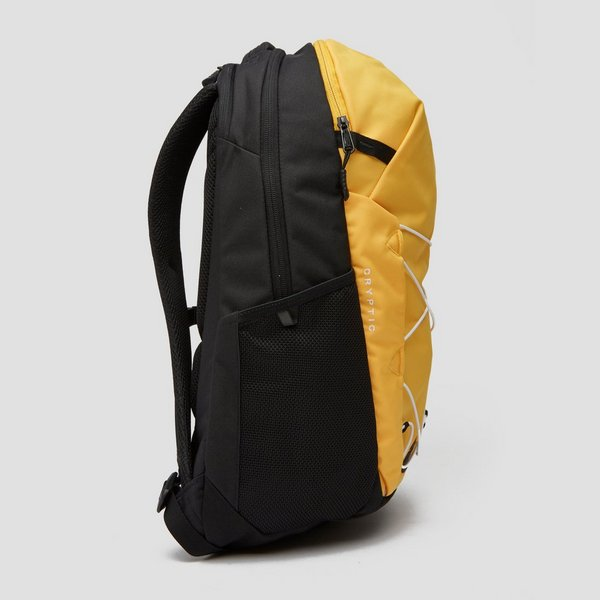 THE NORTH FACE CRYPTIC RUGZAK GEEL/ZWART