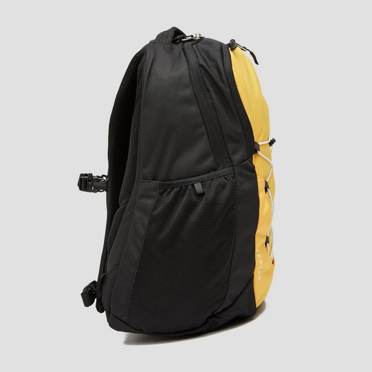 THE NORTH FACE JESTER RUGZAK GEEL/ZWART