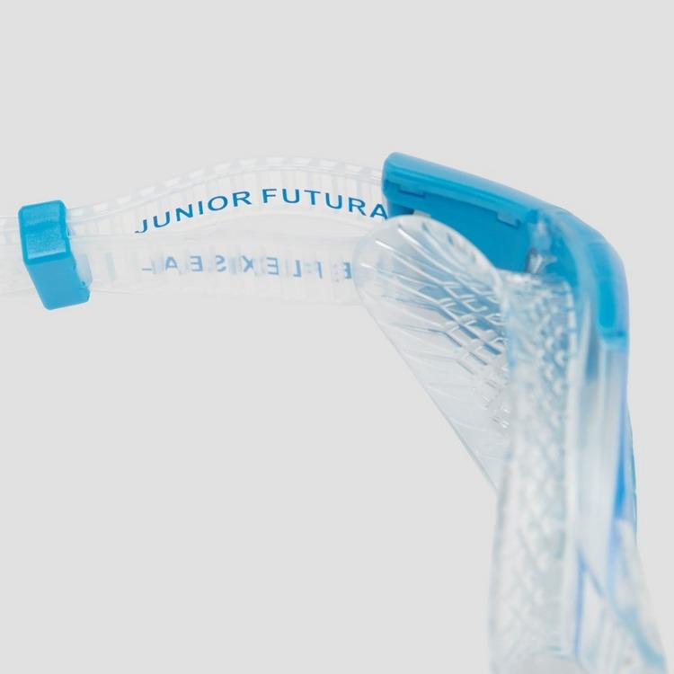 SPEEDO FUTURE BIOFUSE FLEX P12 DUIKBRIL TRANSPARANT KINDEREN