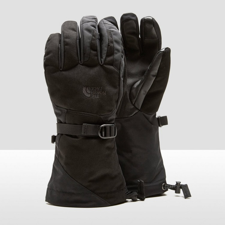 THE NORTH FACE MONTANA ETIP HANDSCHOENEN ZWART