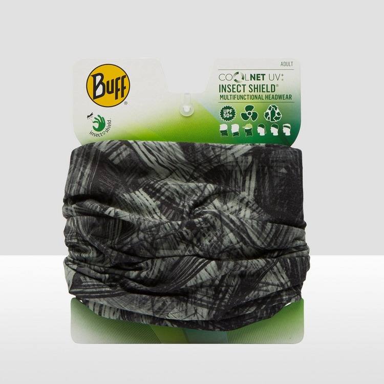 BUFF COOLNET UV+ INSECT SHIELD HEADWEAR GROEN