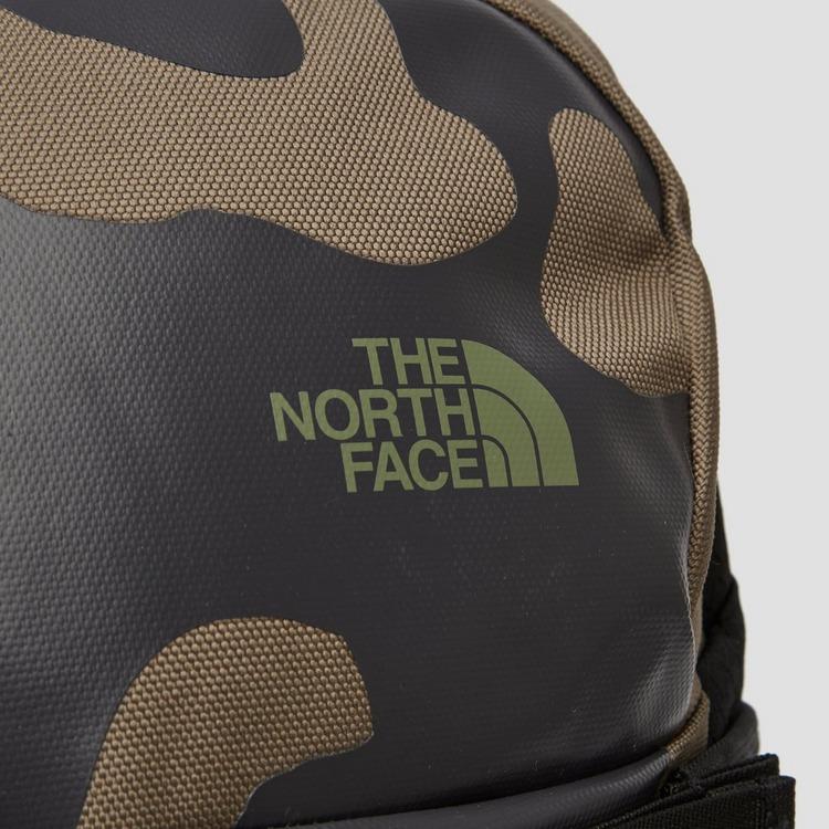 THE NORTH FACE BACKPACK SLACKPACK ZWART/GROEN