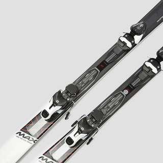 SALOMON X-MAX 6 SKI'S ZWART/WIT