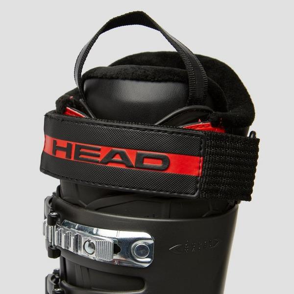 HEAD ADVANT EDGE 85 SKISCHOENEN ZWART/ROOD HEREN