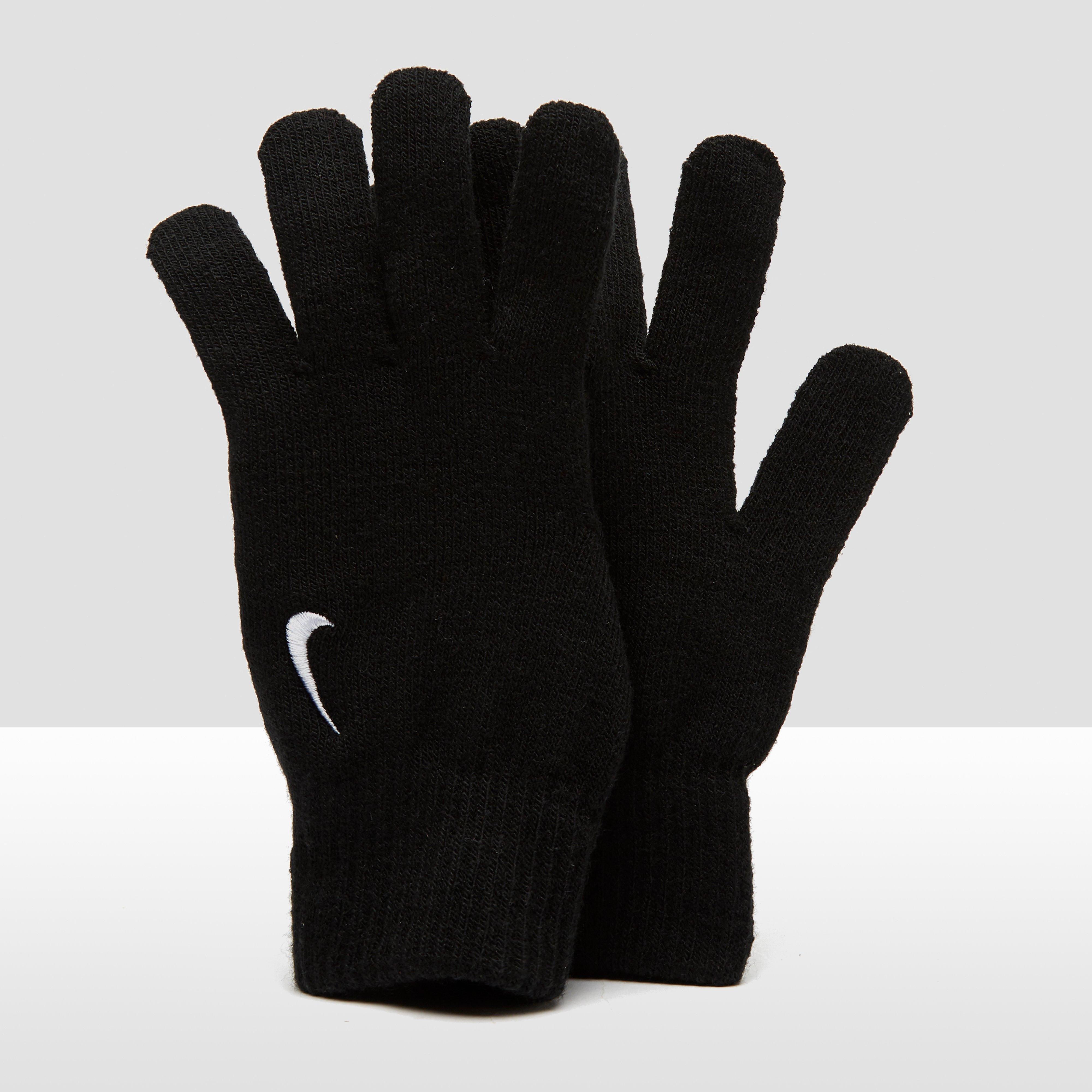 nike swoosh knit handschoenen zwart wit perrysportnike swoosh knit handschoenen zwart wit