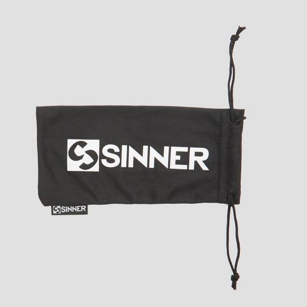 SINNER FAIRVIEW ZONNEBRIL ZWART/GOUD