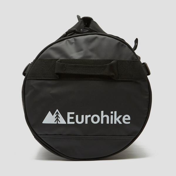 EUROHIKE TRANSIT DUFFEL BACKPACK 40 LITER ZWART