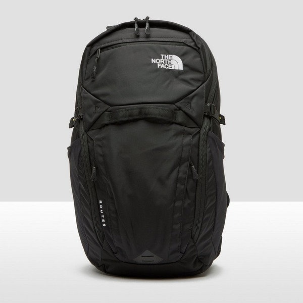 THE NORTH FACE ROUTER DAYPACK ZWART
