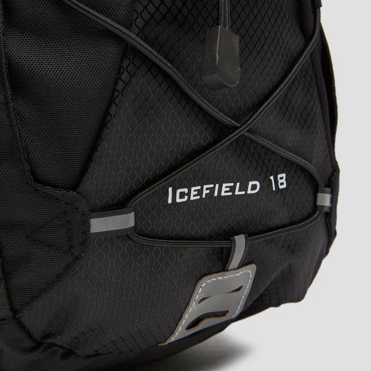 WILDEBEAST ICEFIELD DAYPACK 18 LITER ZWART