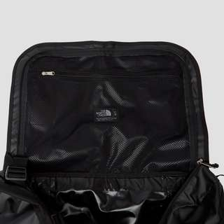 THE NORTH FACE BASE CAMP DUFFEL BACKPACK LARGE ZWART