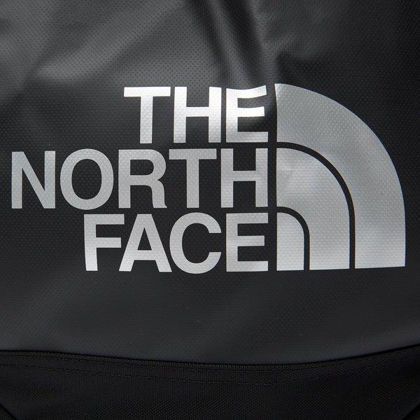 THE NORTH FACE BASE CAMP DUFFEL BACKPACK MEDIUM ZWART