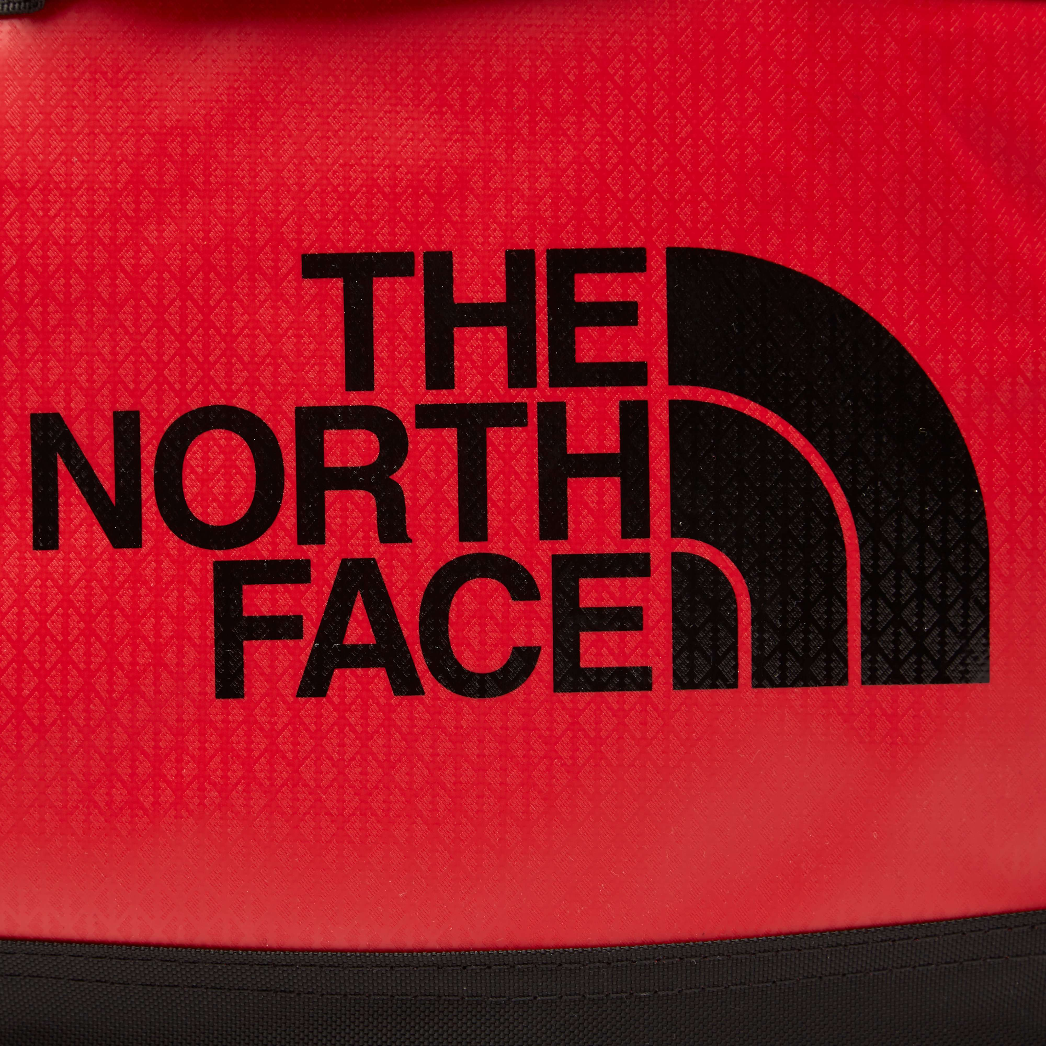 THE NORTH FACE BASE CAMP DUFFEL BACKPACK MEDIUM ROOD