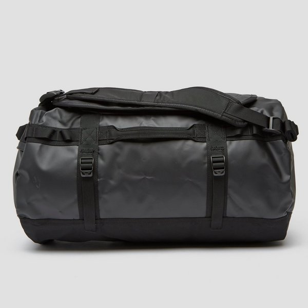 THE NORTH FACE BASE CAMP DUFFEL BACKPACK SMALL ZWART