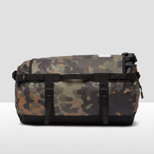 THE NORTH FACE BASE CAMP DUFFEL TRAVELBAG SMALL GROEN