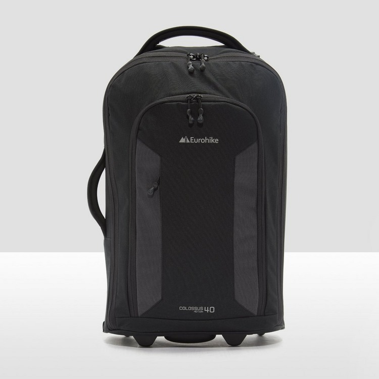 EUROHIKE EH COLOSSUS MOTION 40 BACKPACK ZWART