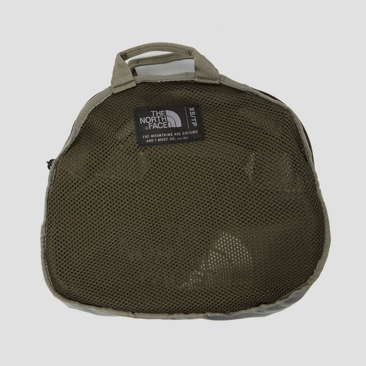 THE NORTH FACE BASE CAMP DUFFEL TRAVELBAG EXTRA SMALL GROEN