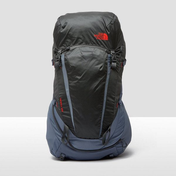 bbd022e1e34 THE NORTH FACE TERRA BACKPACK 65 LITER GRIJS/ROOD | Perrysport
