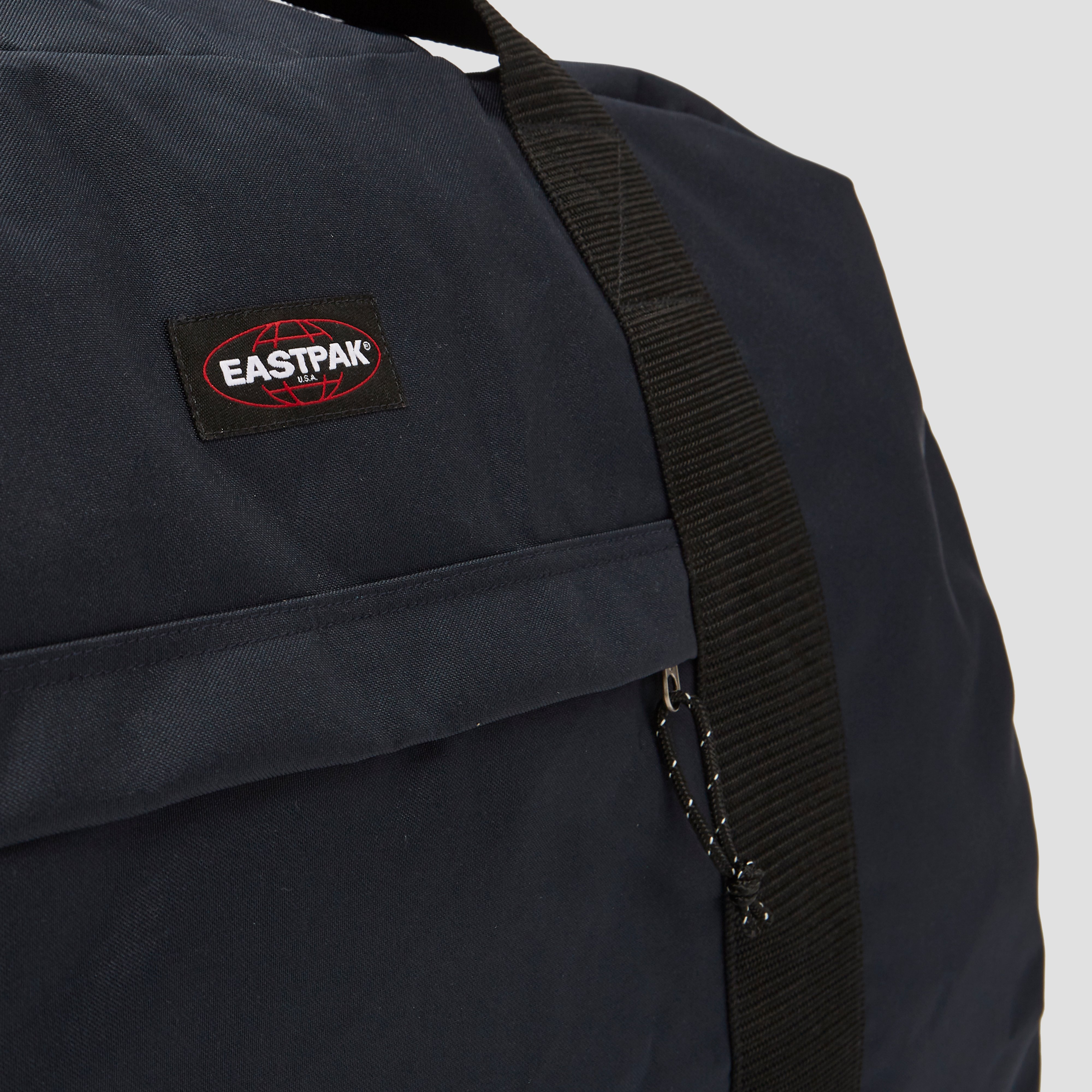 EASTPAK CONTAINERS 85 + REISTAS MET WIELEN BLAUW