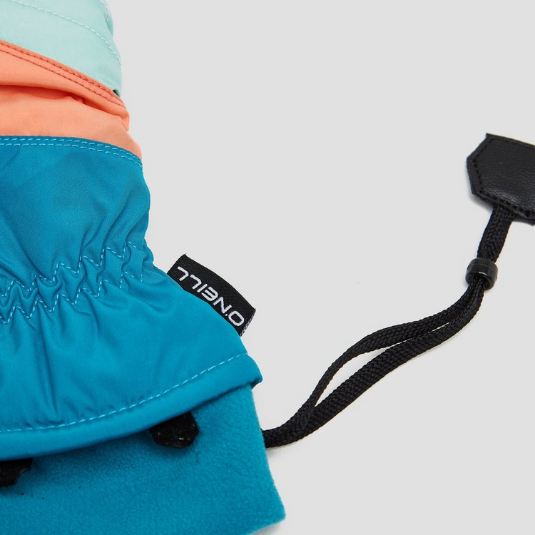 O'NEILL ALL MOUNTAIN SKI WANTEN BLAUW/ORANJE/TURQUOISE