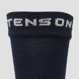 TENSON TREKKING CREW 2-PACK WANDELSOKKEN BLAUW
